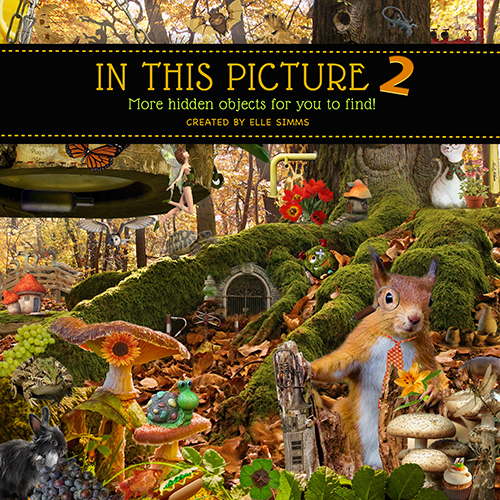 In This Picture 2: More hidden objects for you to find!