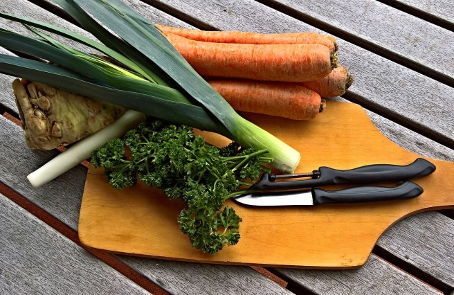 Vegetables for Making Broth